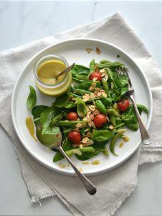 Guia para uma boa salada... dicas para um bom molho