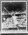 The life and career of the woman athlete who was the first African-American of either sex to break the color bar in tournament tennis - Althea Gibson. Althea Gibson, Who Is The First, Wimbledon, Athletic Women, Cool Pictures, African, Wellness, Yoga, Dolls