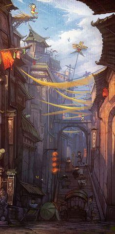 The Art Of Animation, Zhichao Cai