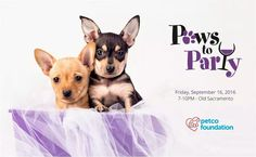 Happy Friday! If you love animals you should join us at the Paws to Party tonight at 7pm. It's a fundraiser to celebrate the hard working folks at Front Street Animal Shelter - City of Sacramento who have fostered 3800 animals saved 4200 s saved 4000 s and performed 3880 surgeries. Over 1600 community pets were spayed/neutered including over 980 feral cats that were returned to their habitat in 2015 alone! We'll be serving corned beef sliders with provolone cheese Thousand Island & grilled…