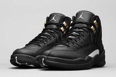Black Nike AIR JORDAN 12 at http://www.dkbilligenikefree.com/air-jordan-12-c-1_17_29/