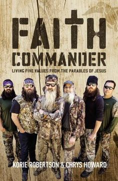 The Robertson Family Helps You Build a Faith-Shaped Life Join Korie Robertson and Chrys Howard as they tell stories of the Robertson family of the hit television show, Duck Dynasty , and discuss some
