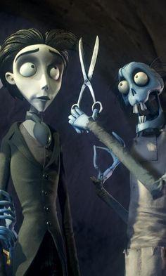 villainsandpsychopaths:  Corpse Bride (2005)