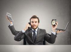 Zeitvertreib: Arbeiten Sie oder sind Sie einfach nur beschäftigt?