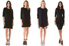 such the stuff fall uniforms are made of….  Tibi Merino|Tibi Ponte| 3.1 Phillip Lim|Zero + Maria Cornejo
