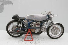 Some motorbikes just look right - Page 221969 CZ 350 Type-860 GP. V4 eight speed, 63bhp @ 16,000rpm