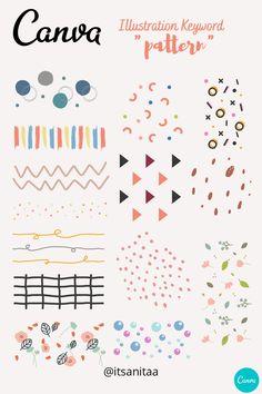 Instagram Design, Instagram Blog, Instagram Posts, Graphic Design Tips, Graphic Design Inspiration, Organizar Feed Instagram, Hand Lettering, Doodles, Canvas