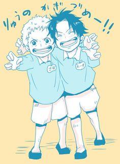 Kids Ace & Sabo
