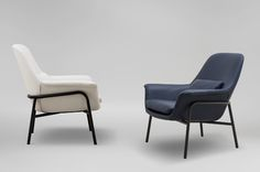 NOBLE LOUNGE CHAIR | Camerich