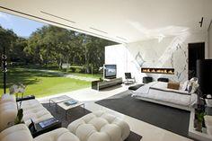 quarto design minimalista