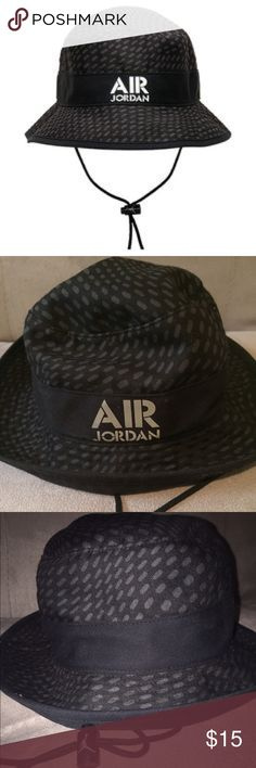 ff50eea0558c Jordan bucket hat Air Jordan bucket hat. Size s m. Barely worn. Jordan  Accessories Hats