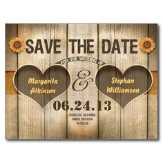 wood and sunflowers save the date invitations post card we are given they also recommend where is the best to buyThis Deals          	wood and sunflowers save the date invitations post card today easy to Shops & Purchase Online - transferred directly secure and trusted checkout...