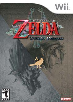 Legend of Zelda Twilight Bird