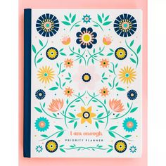I Am Enough Planner - Start Today By Rachel Hollis (Target Exclusive) (Hardcover) : Target Diy Mothers Day Gifts, First Mothers Day, The Daughter Movie, Hand Cream Gift Set, Ecg App, Fun Wine Glasses, Target Gifts, Olive And June, Rachel Hollis