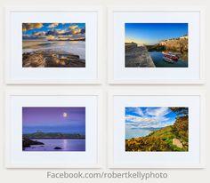 Views of Killiney Bay, Ireland Pigment Ink, Ireland, Fine Art, Landscape, Nature, Prints, Scenery, Naturaleza, Irish