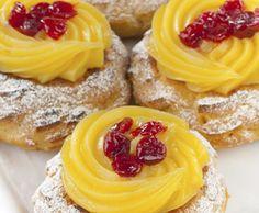 Zeppole di San Giuseppe: dolci tipici della festa del papà