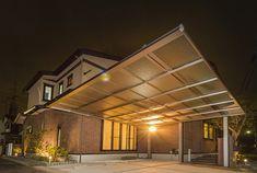 """トイボックス(TOYBOX)というガレージをご存知ですか?屋上まで使える、敷地を有効活用できる優れたガレージですが、その魅力は何と言っても""""秘密基地""""のようなデザインにあります。"""