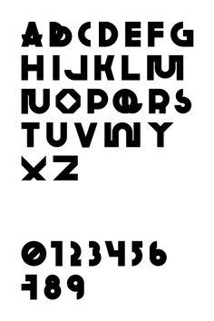 Typography Alberta dos Olivais