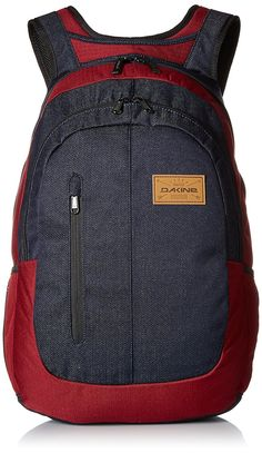 Dakine Foundation Backpack > Additional details at the pin image, click it  : Backpacking bags