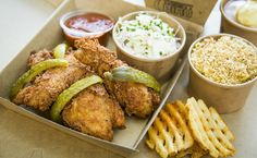 Review: Thirsty Bird -  Thirsty Bird is no ordinary chicken shop. It's a simple fitout, five stools set against a wooden...