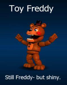 FNaF World Toy Freddy (Polished indeed)