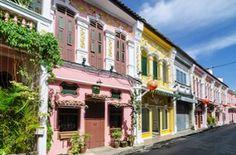Soi Rommanee in Phuket Old Town // #Phuket #Thailand
