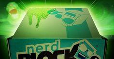 Nerd Block August 2015 Ghostbusters Spoiler