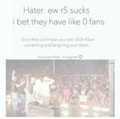 Sorry I can't hear you over the fans