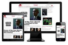 time - responsive web design