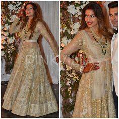 Celebrity Style,bipasha basu,Sabyasachi,Bipasha Basu and Karan Singh Grover Wedding Reception,Monkey Wedding,Jaipur Jewels
