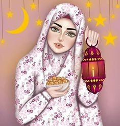 Discovered by 𓆩 🖤 رانيـآ 𓆪. Find images and videos on We Heart It - the app to get lost in what you love. Ramadan Dp, Ramadan Images, Muslim Ramadan, Ramadan Karim, Ramadan Greetings, Ramadan Mubarak, Girly M, Girl Iphone Wallpaper, Cute Girl Wallpaper
