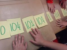 Loves...Third Grade : Math- Number Lines and Measurement