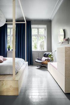 〚 Colorful and stylish home for creative family in Denmark 〛 ◾ Photos ◾Ideas◾ Design Contemporary Home Decor, Modern Interior Design, Modern House Design, Interior Styling, Modern Interiors, Decoration Hall, Entryway Decor, Living Room Designs, Living Room Decor
