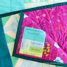 Shannon Fraser Designs: Plus Infinity Quilt Pattern
