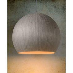Lucide Bolstar Hanglamp Grijs - Ø 50 cm - afbeelding 2 Ceiling Lights, Retro, Lighting, Design, Home Decor, Homemade Home Decor, Light Fixtures, Ceiling Lamps, Lights