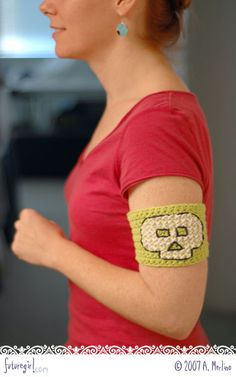 crochet your own tattoo :D