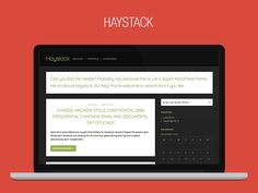 Check out Haystack by ChillThemes on Creative Market Business Illustration, Pencil Illustration, Business Brochure, Business Card Logo, Iphone Ui, Web Themes, Script Type, Creative Sketches, Paint Markers