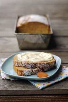 honey apricot bread : allow ample vertical oven space