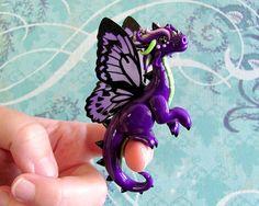 Beautiful dragon - love the wings