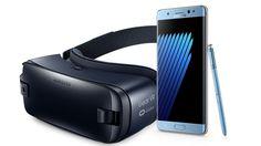 Samsung presenta su último modelo Galaxy: el Note 7