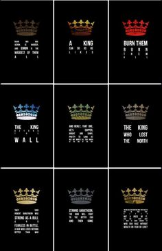 Who's the king?