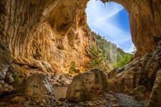 Tonto Natural Bridge in Pine, Arizona