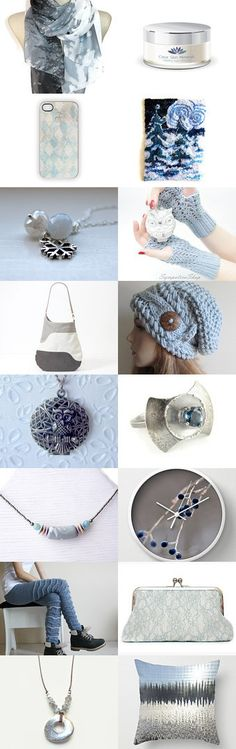 Visiting the winter! by Natasha on Etsy--Pinned with TreasuryPin.com