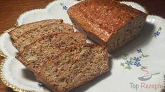 Schon probiert, ein mehlfreies Brot zu backen? Es schmeckt wirklich sehr gut :)