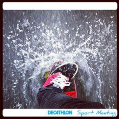 Patinar pase lo que pase #Oxelo #DecathlonSportMeeting #Decathlon