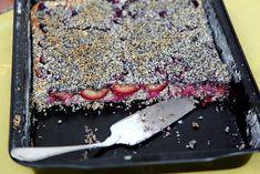 Na žmolenku použijte také mletý mák, znásobí dobré chutě koláče Food, Essen, Meals, Yemek, Eten