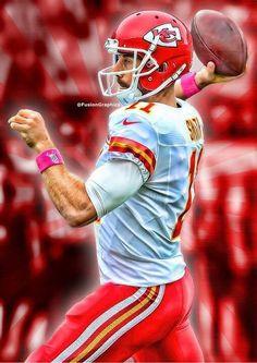 846bb166e Alex Smith. Michael Taylor · Mike s Kansas City Chiefs Board