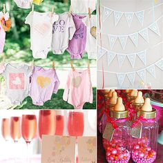 15 Adorable Baby Girl Shower Ideas ::: There is some tea party ideas found in this link Baby Shower Gifts For Guests, Baby Shower Drinks, Shower Party, Baby Shower Parties, Baby Shower Themes, Baby Shower Decorations, Shower Ideas, Baby Showers, Shower Cake