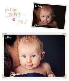 Photoshop Actions Retouching Portraits for Photographers Vintage Eyes Enhance Elements - picture perfect (70 actions?)
