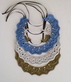 nacklace crochet